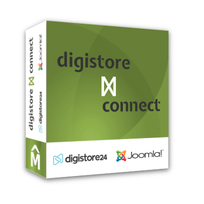 Digistore Connect 3D Box