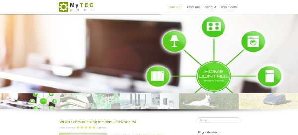 MyTEC Home Smarthome Blog